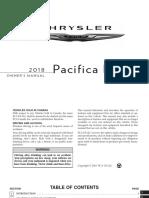 2018 Pacifica Hybrid OM 3rd R1