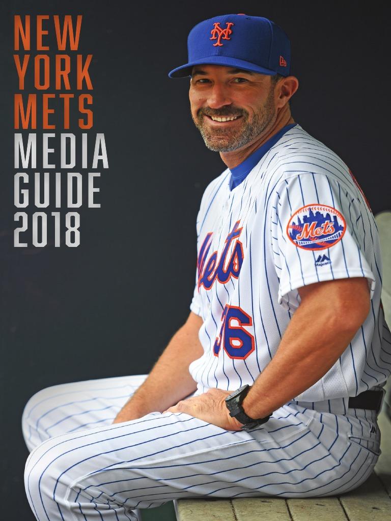 16e98090 2018 NYM Media Guide | New York Mets | Manhattan
