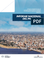 National Report LAC Paraguay Spanish