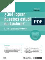 Informe Para Docentes Lectura ECE 2016