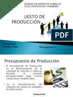 presupuestodeproduccin SESION 5