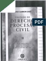 Tratado de Derecho Procesal Civil