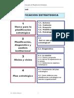 Manual de Planificacion Estrategica I