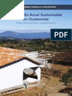 Desarrollo Rural Sustentable en Guatemala