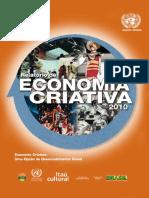 Relatorio Economia Criativa Onu