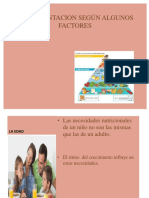 Cuadro de Factores Power Point