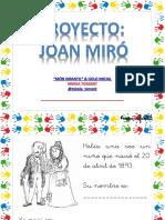 Proyecto Joan Miró_ Castellano_ Mireia Torrent (Trabajo Individual)
