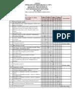 Calculo Vectorial Pensum H, F - Plan de Trabajo