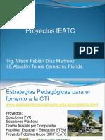 Visibilidad Proyectos I E ATC