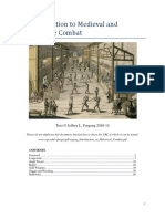 Forgeng Introduction to Historical Combat