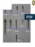 E - Self Drilling Screw Size Type
