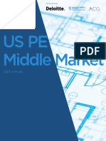 PitchBook 2017 Annual US PE Middle Market Report