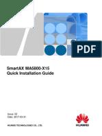 MA5800-X15 Quick Installation Guide 02