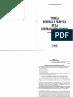 Rico, L. (2015). Teoría General de la Contratación Estatal, ed. 9. Pp. 393 – 462