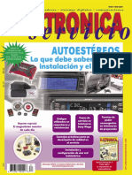 Revista Electrónica y Servicio No. 87