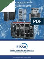 Catalogo Tableros Electricos - EISSA