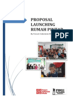 Proposal Launching Rupin