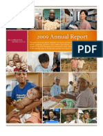Bill and Melinda Gates Foundation 2009 Annual Report