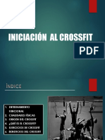 Tema 1. Iniciación Al Crossfit