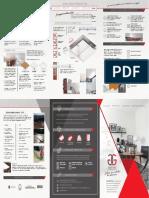 Brochure Forros Baldosas PVC