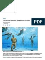 La Técnica de Los Marines Para Nadar Kilómetros Sin Cansarse