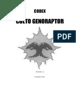 WH40k Codex Culto GenoRaptor v1
