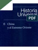 352534364 Historia Universal Tomo6 China y Extremo Oriente PDF