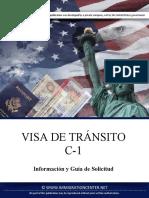 c 1 Visa de Transito Es