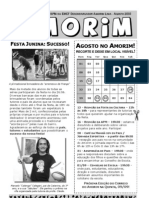 Correio Amorim - Agosto/ 2010