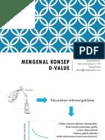 [PanganPedia] Mengenal Konsep D-Value
