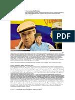 Entrevista Con Miguel Pascua en La Habana