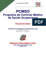 PCMSO Doc Base Setor e Funcao