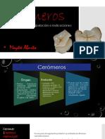 Cerómeros