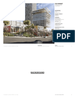 Planning Department Filing for 1111 Sunset Boulevard