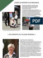 Le College Voltaire Se Montre Aux Berlinois