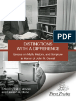 Arnold, ed - Distinctions_with_a_Difference_Essays_on Myth, History and Scripture.pdf
