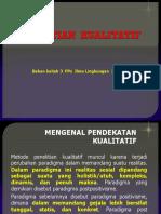 Penlt Kualitatif (Maret 2018