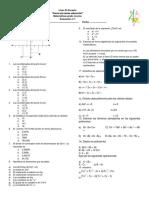 evaluacionmatematicasgradonoveno