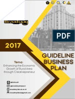 Booklet Business Plan