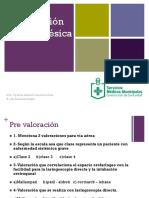 Expo Valoracion Pre Anestesica