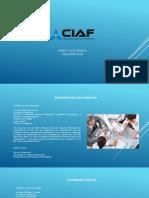 Presentación Oferta Académica CIAF