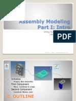 INVENTOR - Assembly Modeling Explicaciones