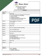Course Outline - ICT SHS