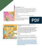 dental health text set