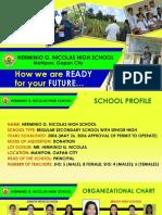 School Campaign Presentation