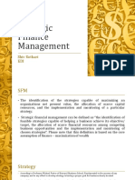 Strategic Finance Management