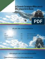 Generalidades Del Comando Estratégico Militar Para La Defensa