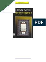 İlhan Arsel-Kuranın eleştirisi 1