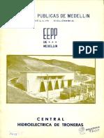 p133 Central Hidroeléctrica Troneras