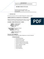 Informe Arturo Castillo ISLCIX INF-104